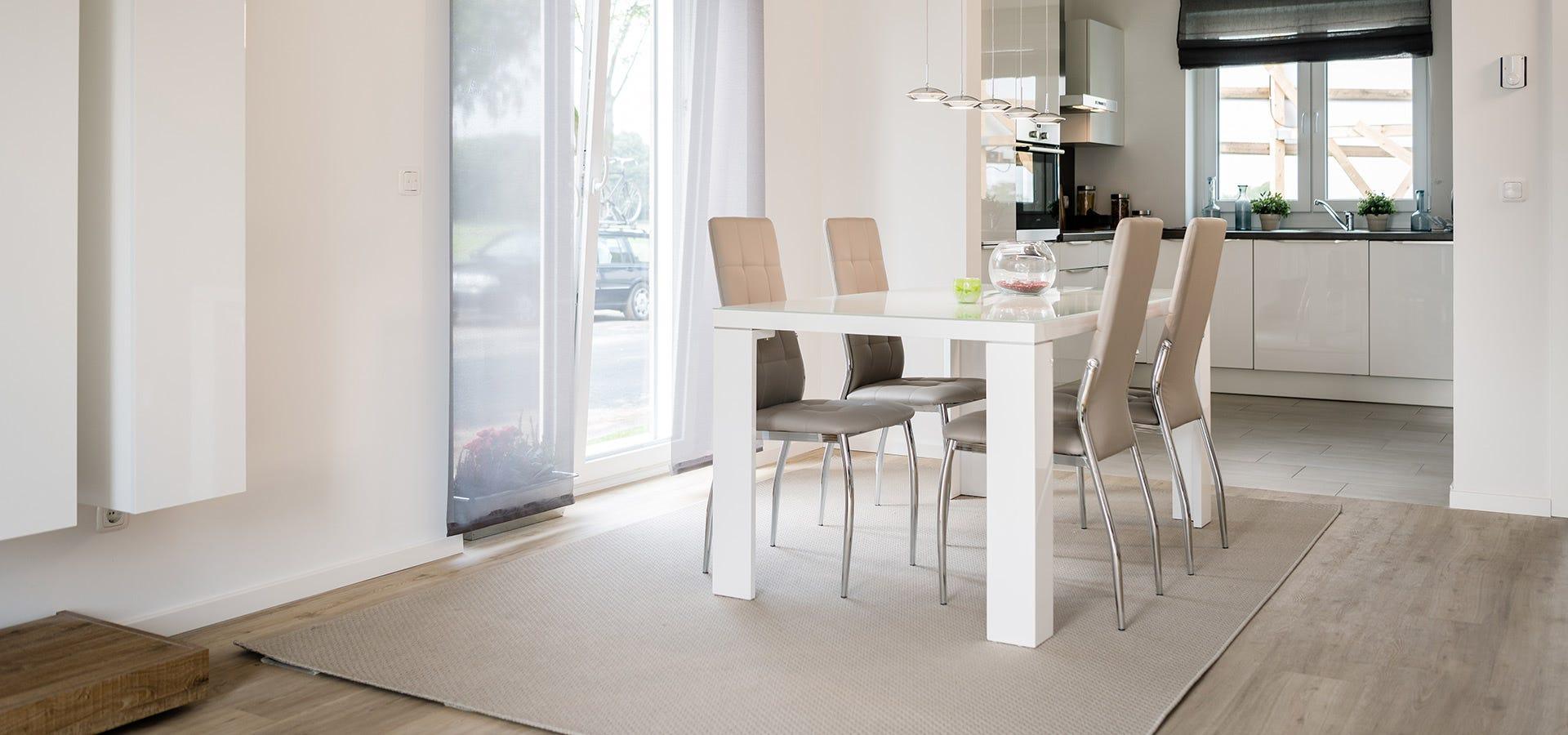 esszimmer einrichten interesting buche holz gepolstert with esszimmer einrichten great. Black Bedroom Furniture Sets. Home Design Ideas